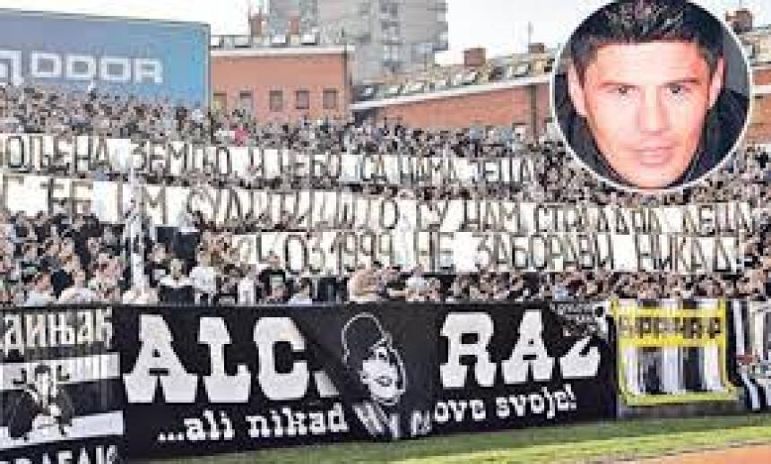Određen pritvor jednom od vođa navijača Partizana