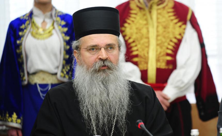 Episkop Teodosije hospitalizovan zbog virusa korona
