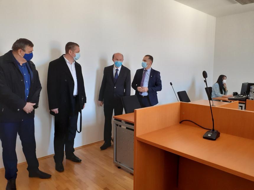 Nakon 16 godina ponovo radi Osnovni sud u Šamcu