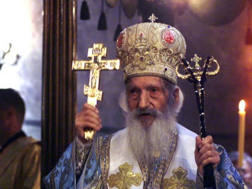 Patrijarh Pavle dobija spomenik u centru Moskve