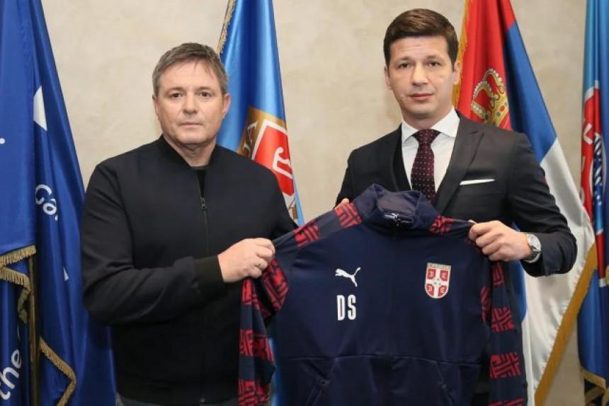 Zvanično: Piksi je novi selektor reprezentacije Srbije