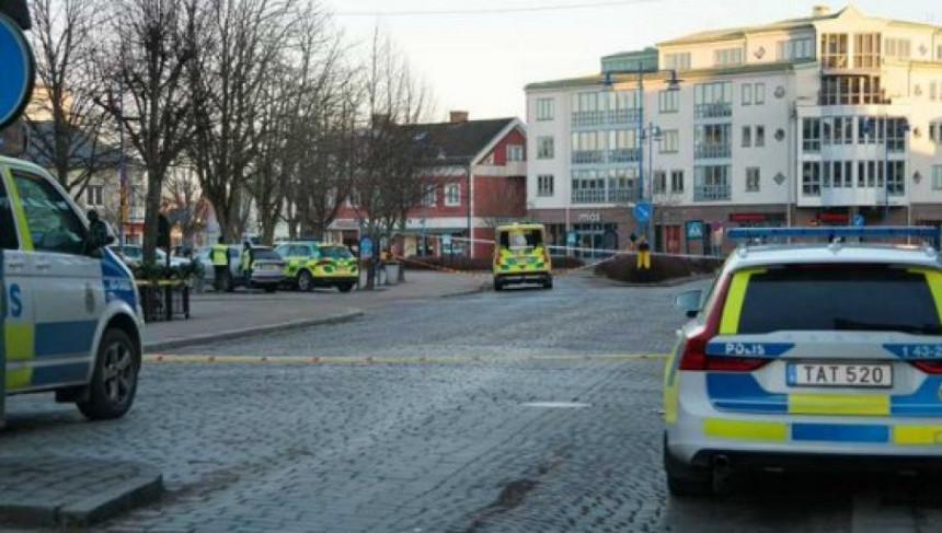 Osmoro ljudi ranjeno u Švedskoj, teroristički napad?