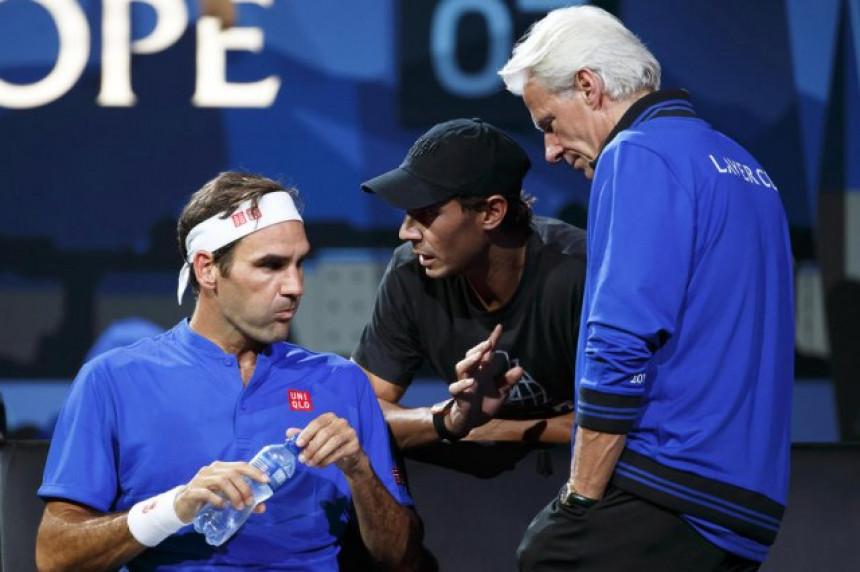 """Федерер има пет циљева, Новак жели рекорде"""