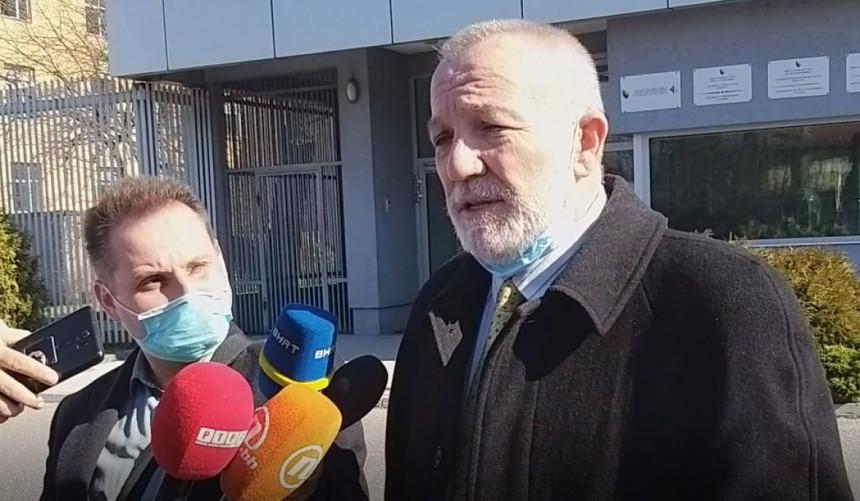Duško Tomić više neće biti Elezov advokat