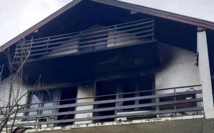 Vatrogasci spasili ženu iz zapaljene kuće u Milićima