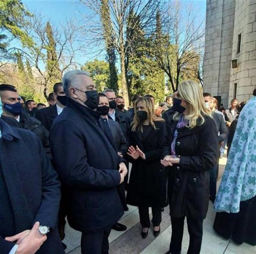 Угодан разговор са црногорским премијером