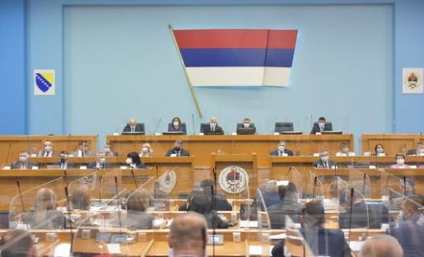 Poslanici opozicije napustili sjednicu Narodne skupštine
