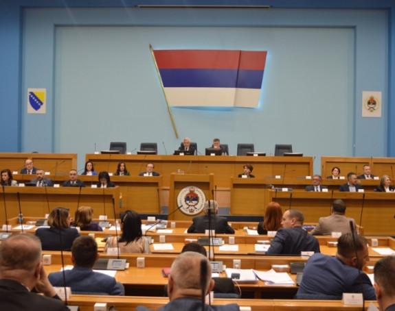 U utorak sjednica Narodne skupštine Republike Srpske