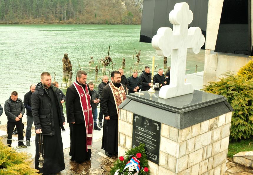 Obilježeno 79 godina od stradanja 6.000 Srba kod Višegrada