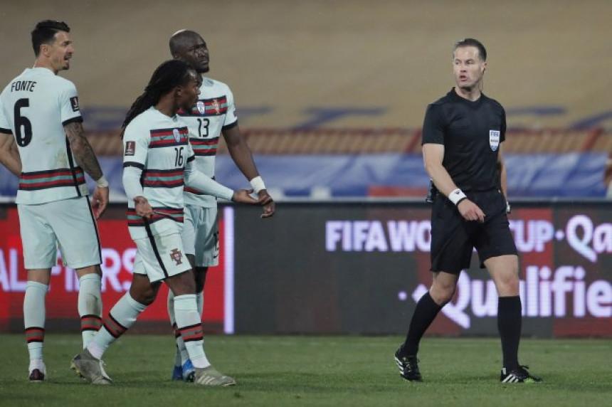 Sudija se izvinio selektoru i igračima Portugala
