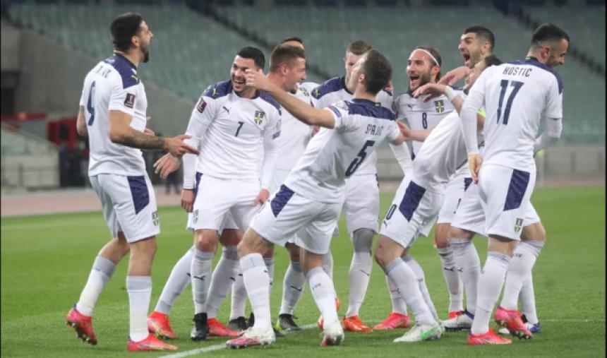 Mitrović donio pobjedu Srbiji u Bakuu