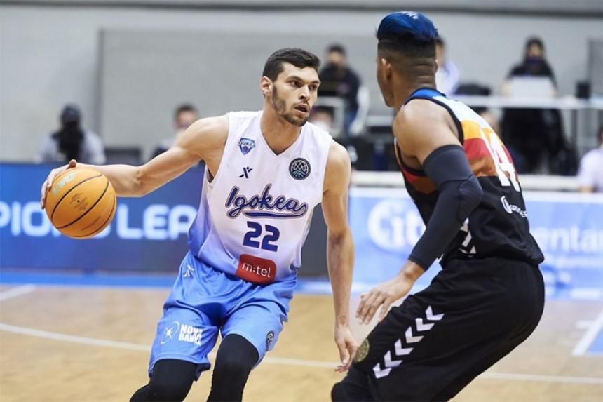Igokea se porazom oprostila od FIBA Lige šampiona