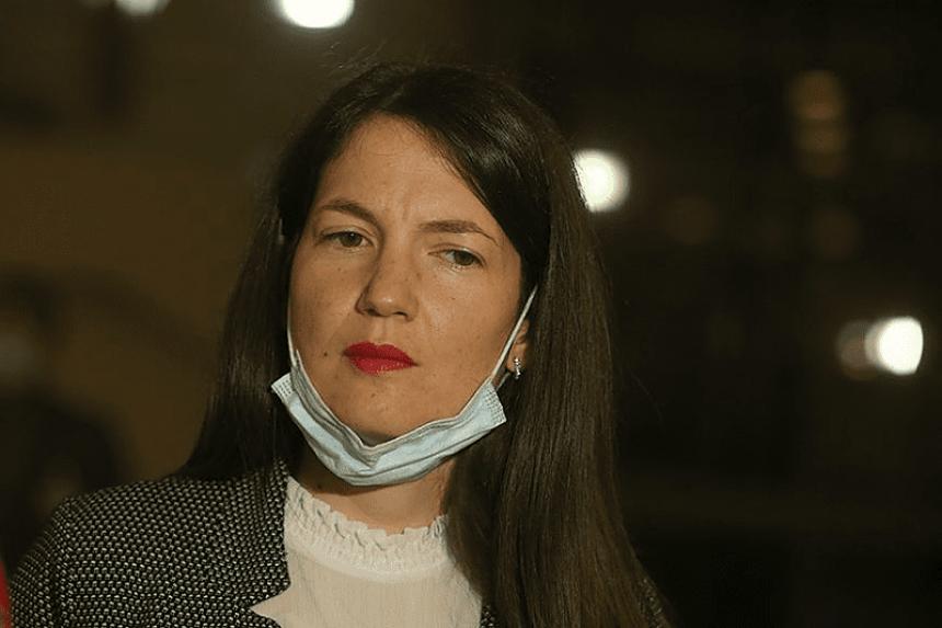 Zbog korone Jelena Trivić izolovana i na kućnom liječenju