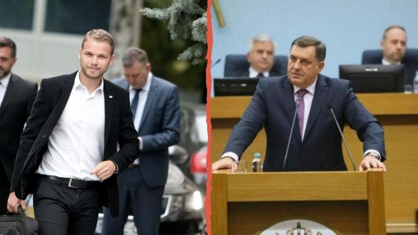 """""""Dodik je odgovoran za blokadu, tražim sastanak sa njim!"""""""
