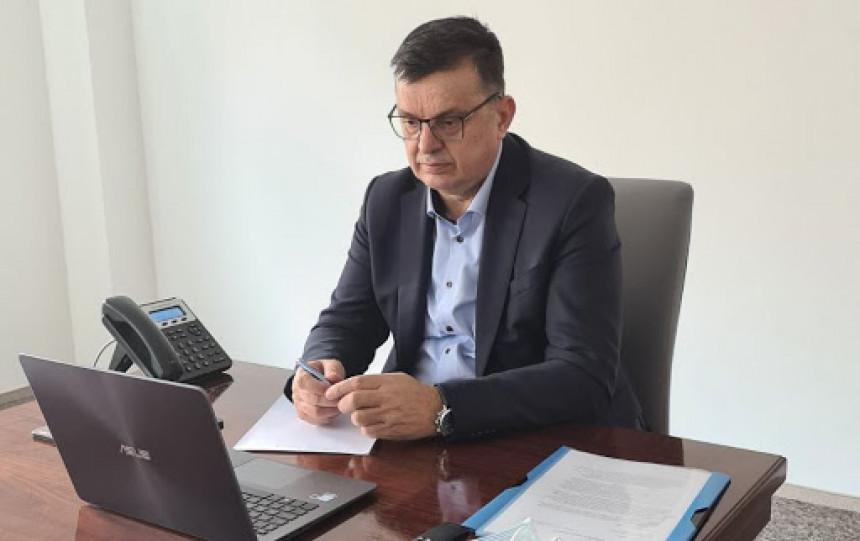 Tegeltija: Tražimo pregovore sa MMF za novi kredit