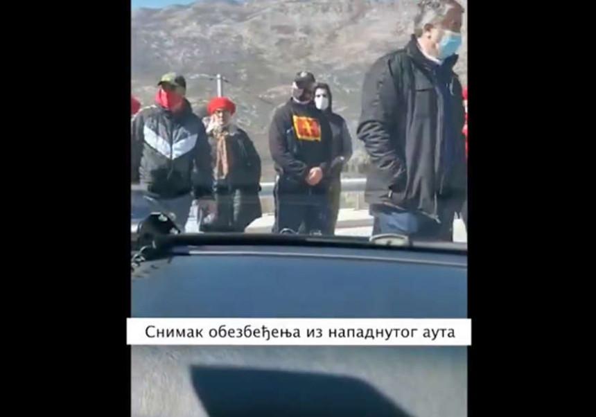 Krivokapić objavio snimke napada i poslao poruku