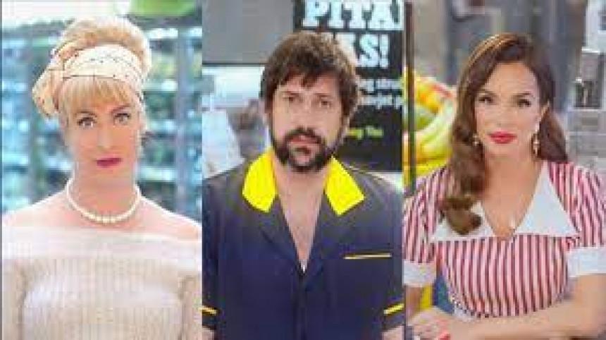 Severina, Hristina i Goran u kampanji protiv mržnje