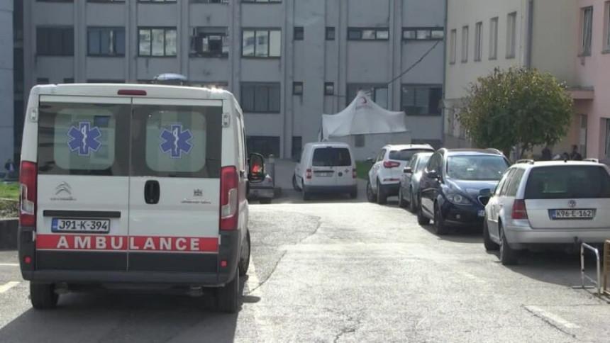 UKC Tuzla: Pacijent stradao u požaru u bolnici
