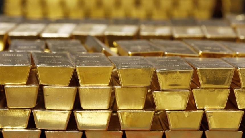 Србија има највише злата, Хрватска све распродала