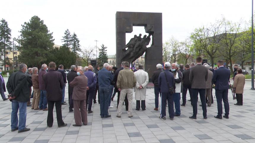 29 година од формирања Прве семберске бригаде