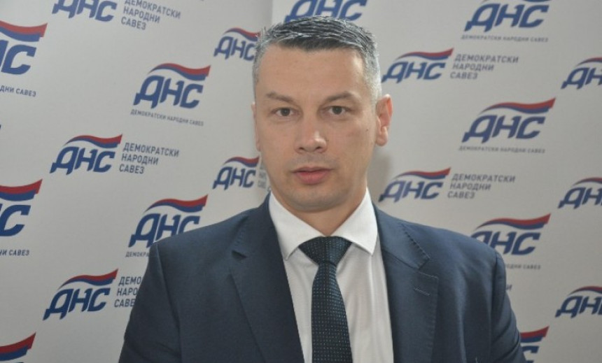 Pismo Čubriloviću: Dostavite mi tražene informacije!