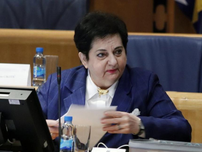 Majkićeva tvrdi da Bosić nanosi štetu srpskom narodu?!