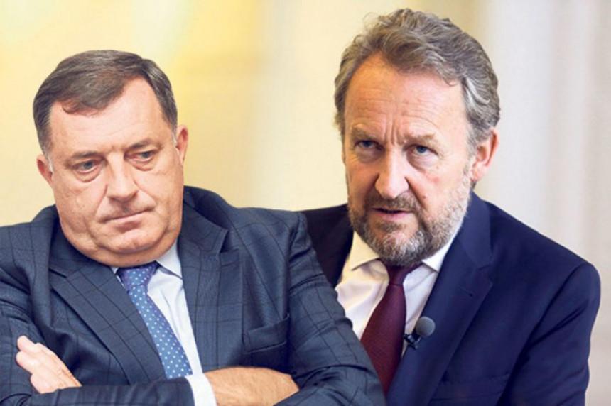 Dodik i Bakir zajedno u Srebrenici: Ćamila izabrali za predsjednika Skupštine