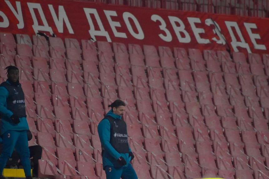 Zlatan Ibrahimović spasao Zvezdu oštrije kazne