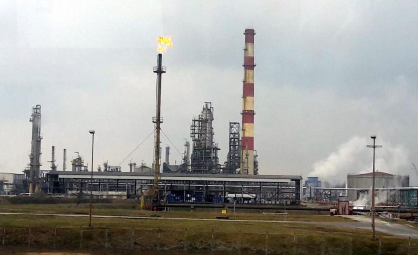 Gas iz Hrvatske stiže u Rafineriju nafte u Brodu
