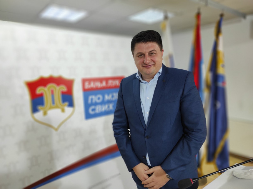 """Milan Radović gost u emisiji """"Puls"""" BN televizije"""