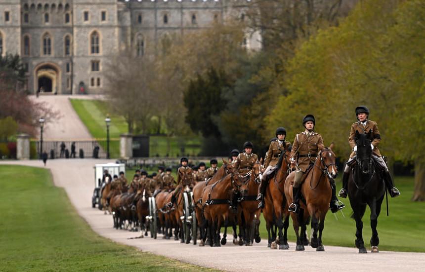 Sahrana princa Filipa obaviće se u dvorcu Vindzor