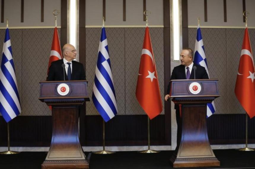 Grk i Turčin u Ankari imali su verbalni sukob