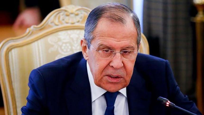 """Sergej Lavrov o """"Velikoj Albaniji"""" i """"non pejperu"""""""