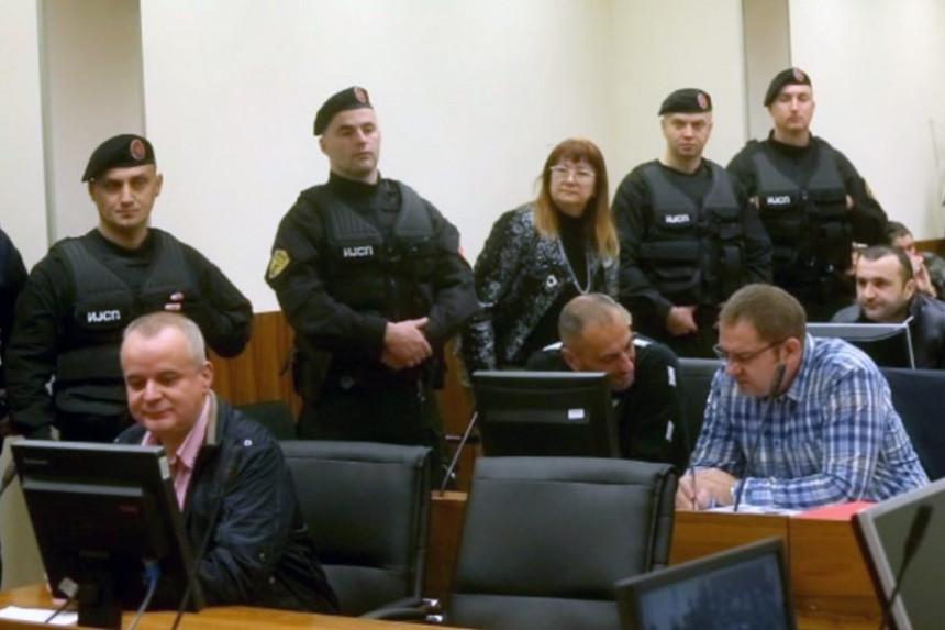 Burna rasprava na suđenju optuženima za ubistvo Krunića