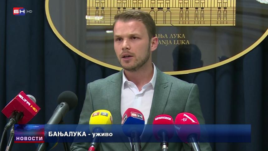 """""""Ponosan sam što se promjene u Banjaluci osjete i prenose na Srpsku"""" (VIDEO)"""
