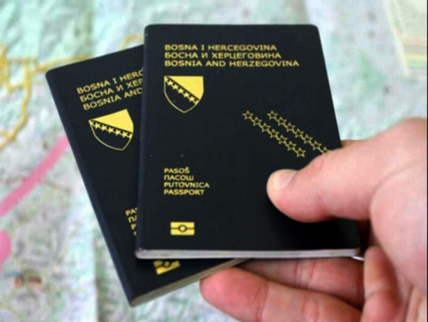 Najprivlačniji pasoši u svijetu: Gdje je BiH?