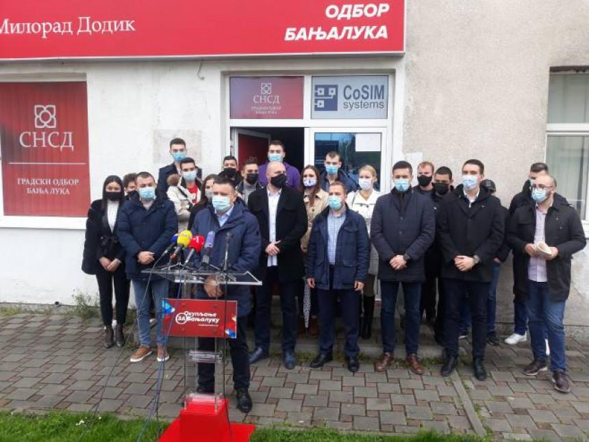 Република Српска иде у будућност са младима СНСД-а