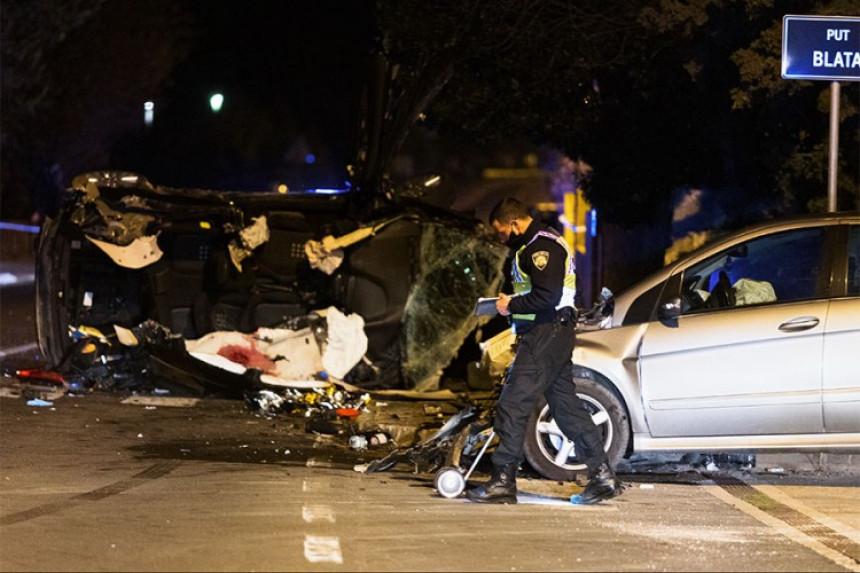 Тешка несрећа: Два младића погинула код Задра
