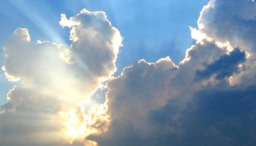 И данас у БиХ промјенљиво облачно вријеме