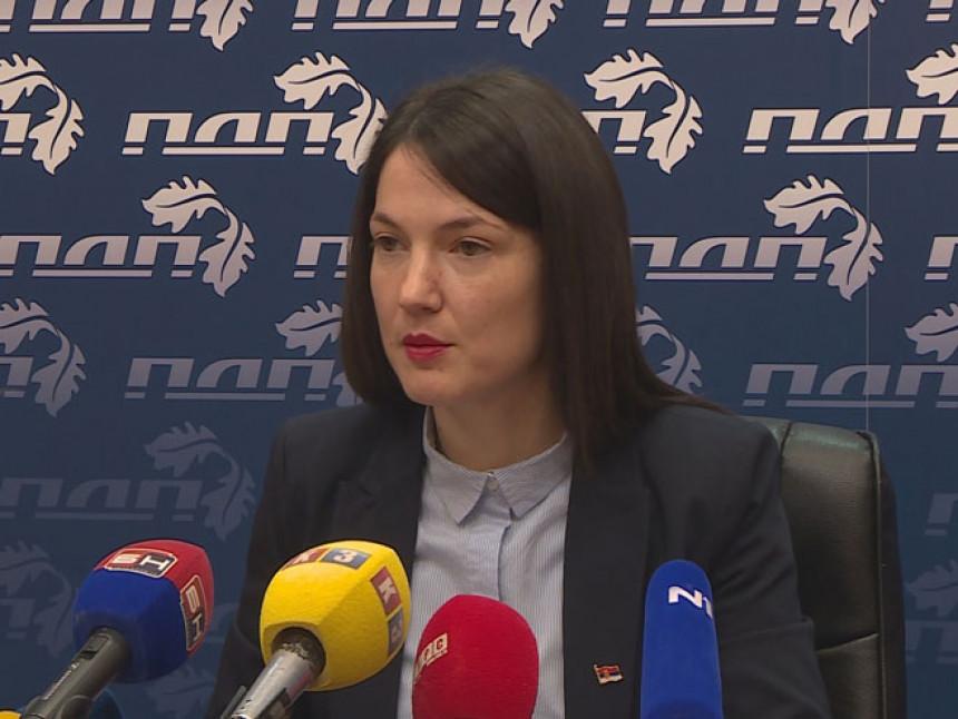 Тривић: Економска катастрофа по буџет Српске