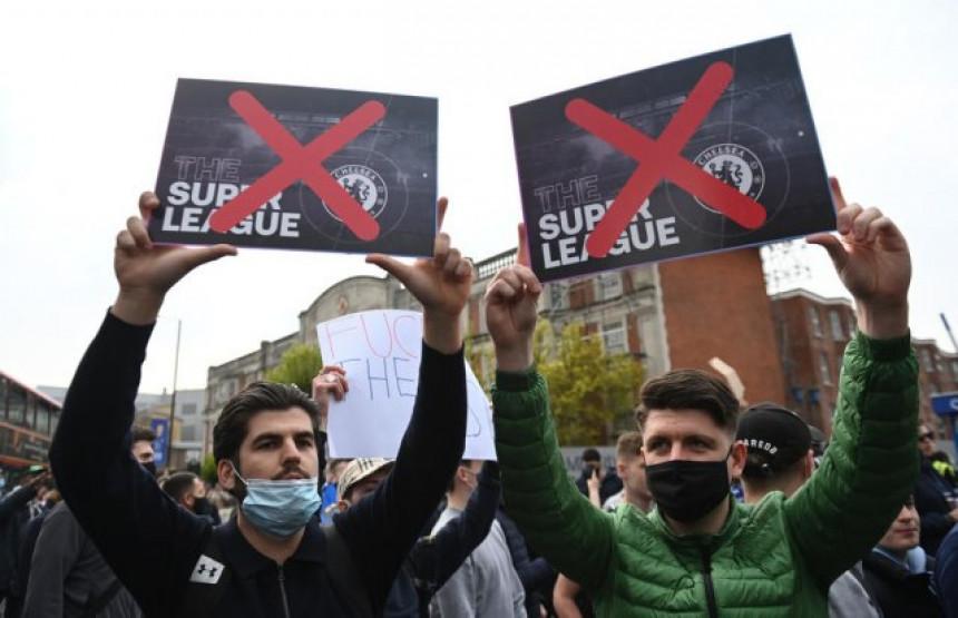Debakl: Superliga Evrope bukvalno uništena na startu