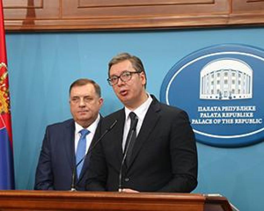 Србија ће помоћи и развој Невесиња, Костајнице ...