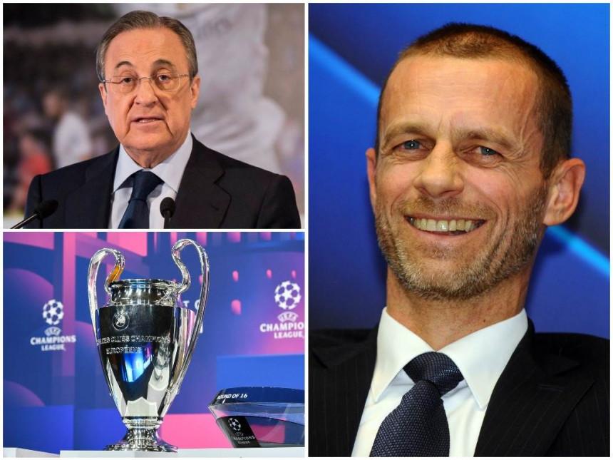 UEFA: Juventus i Real lete iz Lige šampiona?!