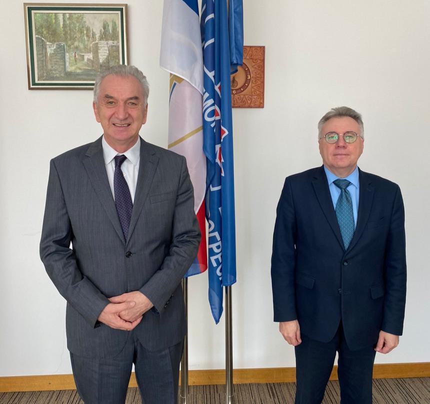 Rusko tržište otvorilo prostor za razvoj firmi u BiH