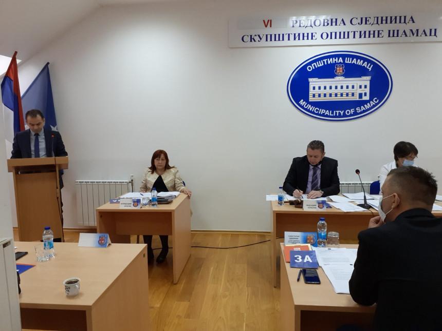 Opština Šamac podnijela dvije krivične prijave