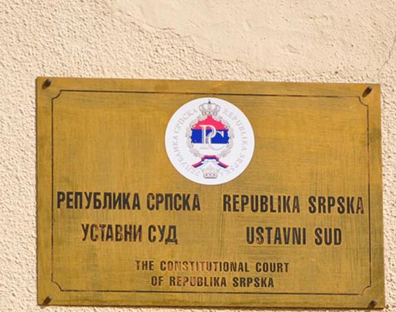 Više zakona Republike Srpske na ocjeni ustavnosti