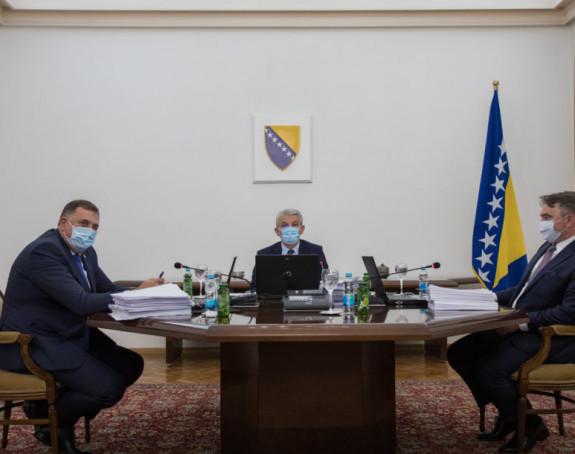 Koliko se i zašto sastaju članovi Predsjedništva BiH