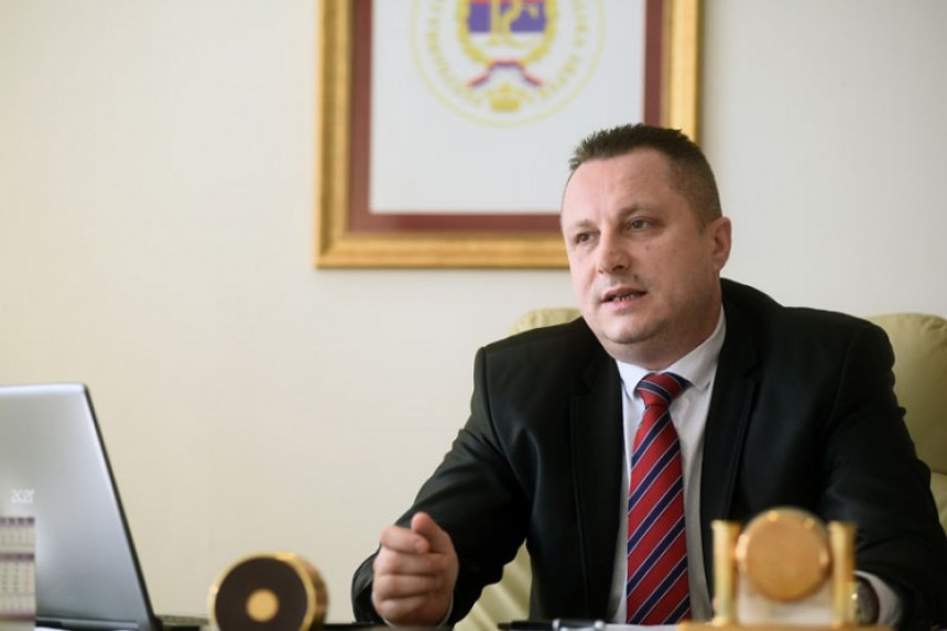 Ministar se hvali rezultatima rada u privredi Srpske