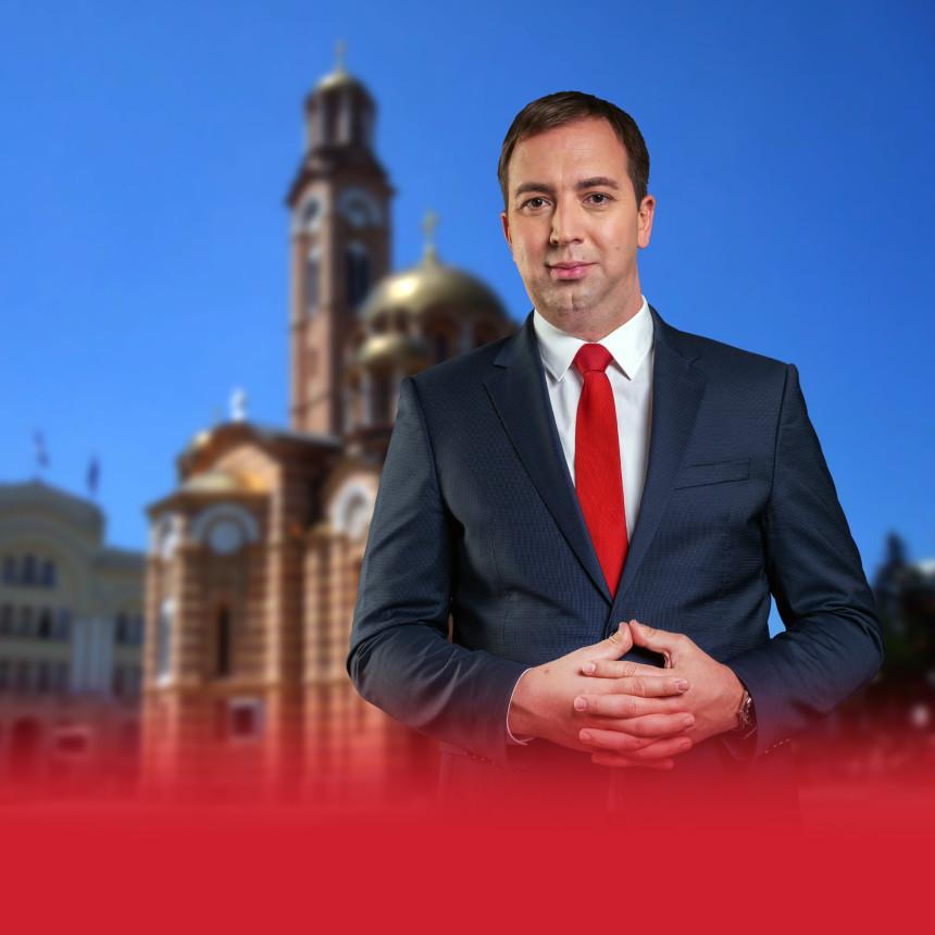 SPS čestitala BN TV 23. godinu postojanja i rada