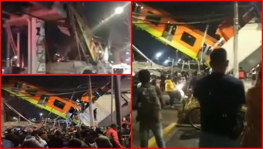 Stravična nesreća u Meksiku, broje mrtve i povrijeđene